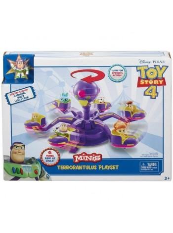 История игрушек карусель игровой набор Mattel
